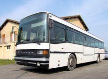 1995 Setra 215 SL Suburban bus