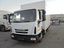 2014 Iveco Eurocargo 80E18 Box