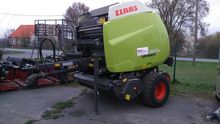 2012 Claas Variant 360 RC Round