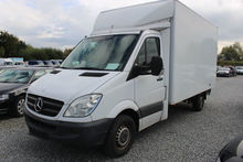 2011 Mercedes-Benz Sprinter 319