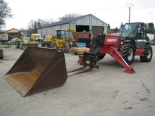 2006 Manitou MT 1740 SLT Wheel