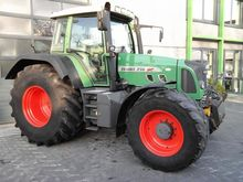Used 2005 Fendt 714