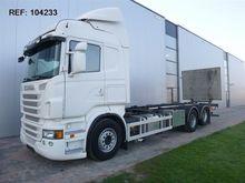 2013 Scania R500 V8 6X2 BDF HIG
