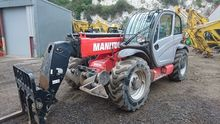 2014 MANITOU MT1335 Telescopic
