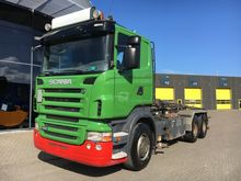 2007 Scania R480 6x4 Container