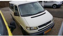 2002 Volkswagen Transporter Kom