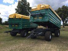2015 Oehler ZDK HW 180 Farm tip