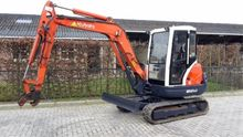 2007 Kubota kx 121-3A Mini exca