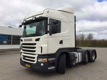 2013 Scania G440 Tractor unit