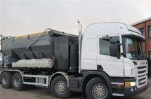 2010 Scania P400 8X4 Concrete m