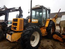 Used RENAULT TRACTEU