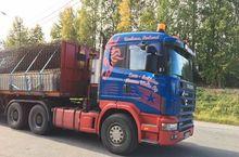 1998 Scania R144, 6x4 Tractor u