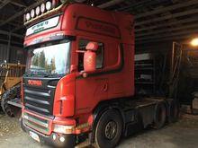 2007 Scania R560, 6x4 Tractor u