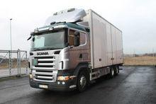 2007 Scania R500 LB6X2*4 MNB Re
