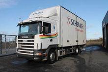 2002 Scania R124 LB6X2*4NB470 B