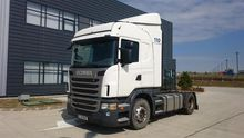 2011 SCANIA G440 Tractor unit