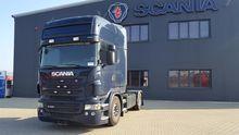 2012 SCANIA R420 Tractor unit