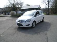 2014 Opel Zafira B Family AHK-S