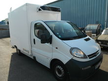 2006 OPEL VIVARO Refrigerated d