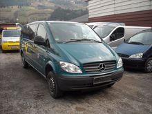 2008 Mercedes-Benz Vito 111 CDI
