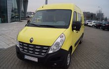 2013 Renault MASTER Closed box
