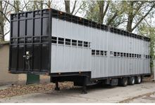 1991 Kwb 2 STOCK CATTLE/COW CAR