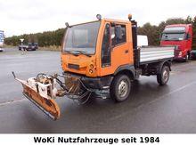 2004 Multicar Bucher 4x4 BU 100