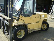 Used Hyster 6 tonner