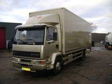1996 DAF 55/15tonner Box truck