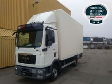 2010 MAN TGL 8.180 4X2 BL Box t