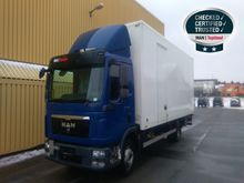 2011 MAN TGL 12.180 4X2 BL Box
