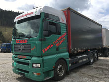2005 MAN 26.430 Container trans