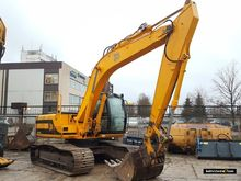1999 JCB JS160 Crawler excavato