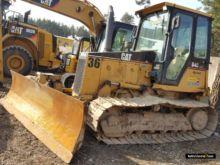 2000 CAT D4C LGP Bulldozer