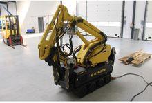 Brokk DMX 520 Demolition excava
