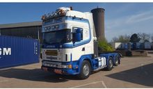 2001 Scania R164 6X2 480 Tracto