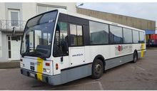1998 Van Hool 600 City bus