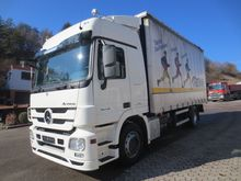 2011 Mercedes-Benz 1844L MP3,Re