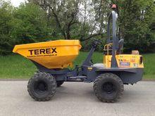 2011 Terex TA 3 SH Mini dumper