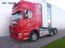 2011 Scania R560 6X2 DOUBLE BOO