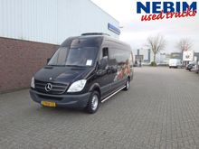 2010 Mercedes Benz Sprinter Spr