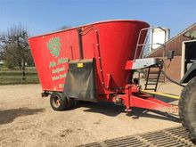 2015 PEECON/AIRMIX 22M3 TWIN WI