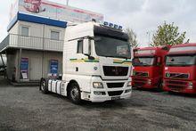 2008 MAN TGX18.440 4x2 EURO 5 T