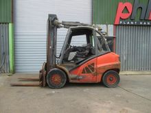 2011 LINDE H50D 394 4-wheel fro