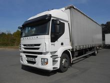 2009 IVECO STALIS Curtainsider
