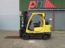 Used 2009 HYSTER S4.