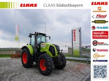 2012 CLAAS AXION 820 CMATIC Kli