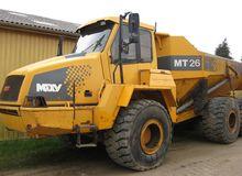 2002 Moxy MT26 - Dæk 750/65R25