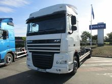 2011 DAF XF105 4x2 Container tr
