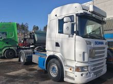 2010 SCANIA G400 Tractor unit